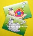 carino tartaruga puzzle magnetico per bambini di fare divertente