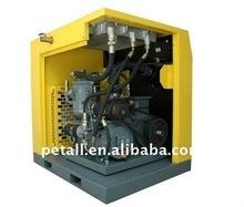 7.5kw belt drive screw air compressor