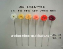 2012 dry chrysanthemum silk flower