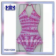 Girls fashion swimwear