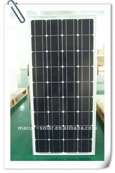 100W Per Watt Solar Panel MS-MONO-100W