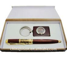 2011 Wooden pen watch business gift set