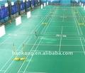 seguridad en la prevención de lesiones de vinilo corte de bádminton suelo deportivo