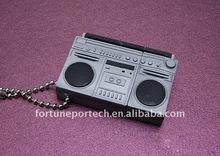 Customized Radio usb flash drive, usb pendrive, usb memory stick
