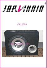 Car speaker box /boom box /car audio CX1202S series
