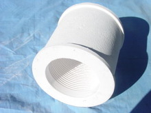 light weight calcium silicate insulating pipe cover