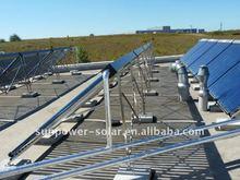 2012 new popular heat pipe solar collector solar water heater split pressure 2011new (ISO, SOLAR KEYMARK, EN12975, SABS exporter
