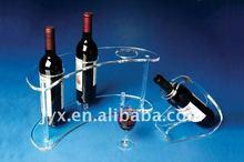 2012 Eco-friendly acrylic wine rack