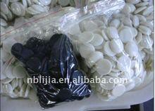 Chinese go stones