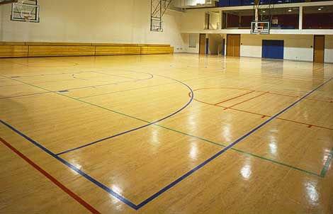 Indoor netball court sports flooring buy netball court for Indoor basketball flooring prices