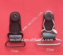 20mm and 25mm Metal garter clip