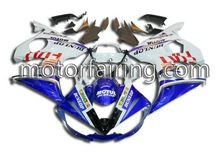 yzf r6 03-05 Fairings Kit 2003 2004 2005 Motorcycle Bodywork/bodykits/fairing kits blue/white