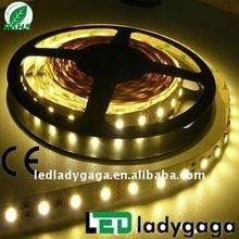 2012 waterproof IP65/nonwaterproof flexible led strip light 3528 smd