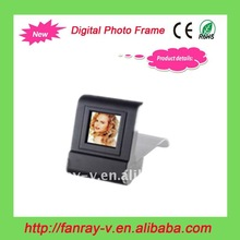 Hot!!! mini 1.5 inch digital frame christmas gift for 2012