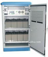 W-TEL outdoor equipment telecom UPS battery storage rack cabinet
