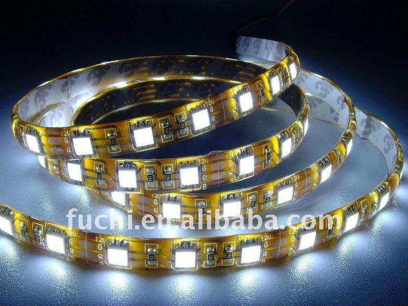 2011 Best Sales White 5050 60pcs Drip Epoxy waterproof led ring light