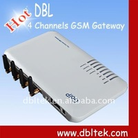 VoIP Adapter:4 Channel GSM VoIP Gateway(GoIP 4)