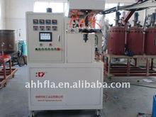Elastic PU pouring machine
