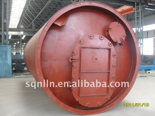 2012 highest quality waste tyre furnace oil pyrolysis plant