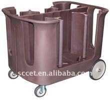 Tray & Dish Cart