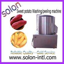 High efficiency Kiwi fruit peeler machine with washing function