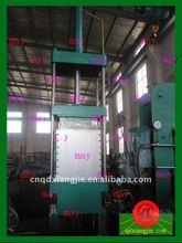 compression machine (bale packaging machine)