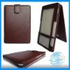 Double use Ebook case kindel ebook leather case cover