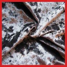 Polyester Plain Dyed Velour/Velvet