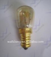120V 25W E14 T300 Clear Lamp Bulb