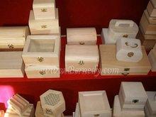 Customise unfinished wooden box