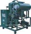 équipement de distillation d'huile de rebut