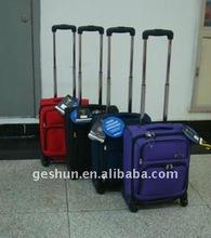 3pcs EVA trolley luggage in stock