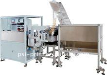 Automatic cap printing machinery