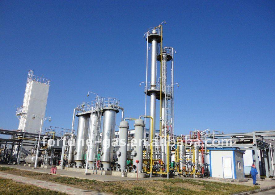 100 Thousands Nm3/d LNG Plant