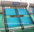 integrierter Hochdrucksolarwarmwasserbereiter pressrized Heißwasser des Kollektors für das swaimming bathroomand