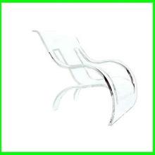 acrylic wave summer chair