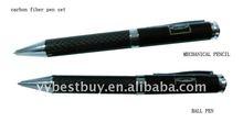 high end carbon fiber ball pen set