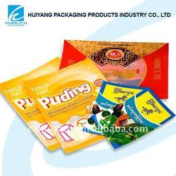 Plastic food vacuum frozen seal bags packaging dumplings