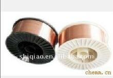aws 5.18 er70s-6 welding Copper Wire and welding rod K300 15kg/spool
