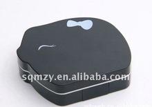 2012 new design plastic contact lens case