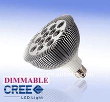 UL LED PAR38,IES file/LM79/LM80 test report available