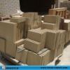 Yellow sandstone tile, Yellow sandstone block