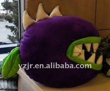 plush fish toy cushion