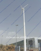 10kw Horizontal Axis permanent magnet wind power system Wind power generator set wind generator magnet