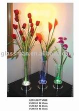 LED Light Vase