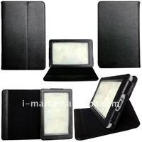 Flip Multi-adjust leather case cover for kindle fire