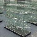Conector de alumínio para o cubo de vidro sistema de braçadeira de fixação