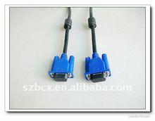 Good Quality VGA Cable High Resolution black