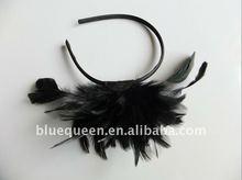 fascinator feather hairband