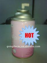 Korea white coated aerosol can (necked-in diameter 65mm)